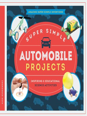 cover image of Super Simple Automobile Projects